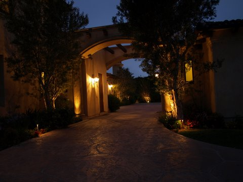 Exterior Lighting Newbury Park Modern Outdoor  Lighting