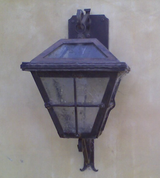 Exterior Lighting Newbury Park Sconce