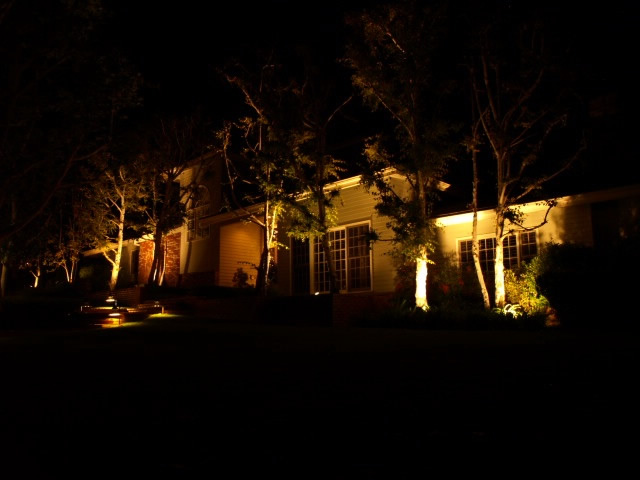 Exterior Lighting Newbury Park Outdoor Lighting