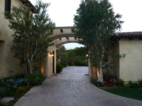 Exterior Lighting Newbury Park Landscape Lighting